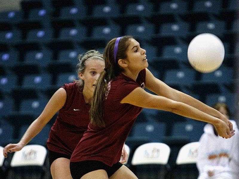 Volleyball/Basketball Injuries