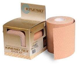 """Kinesio® Tex Gold™ 3"""" Beige Water-Resistant"""