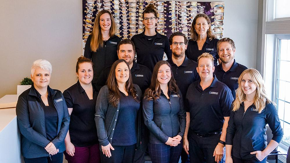 Steinbach Chiropractic Team